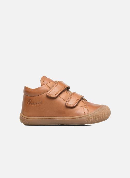 Sneakers Naturino Cocoon VL Bruin achterkant