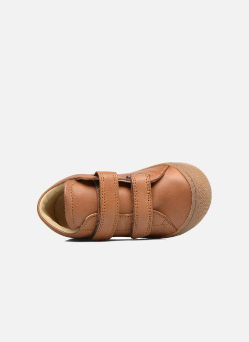 Sneakers Naturino Cocoon VL Brun se fra venstre