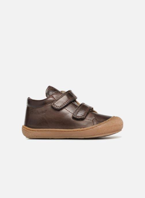 Sneaker Naturino Cocoon VL braun ansicht von hinten