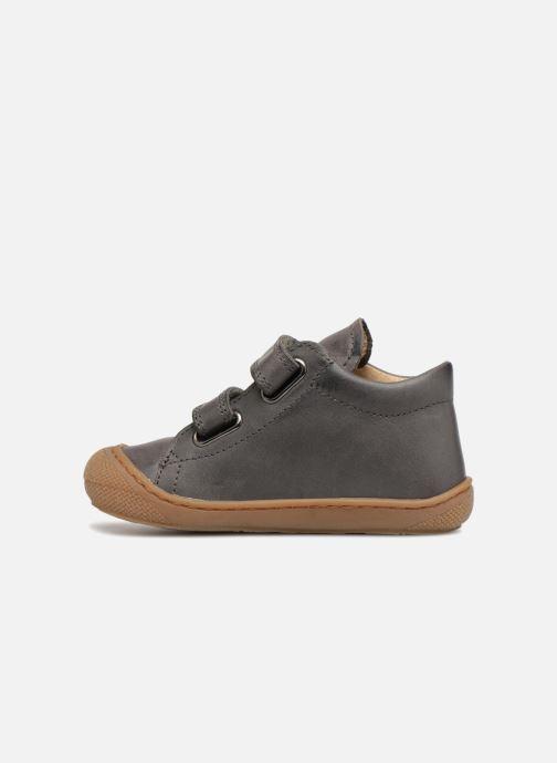 Sneaker Naturino Cocoon VL grau ansicht von vorne