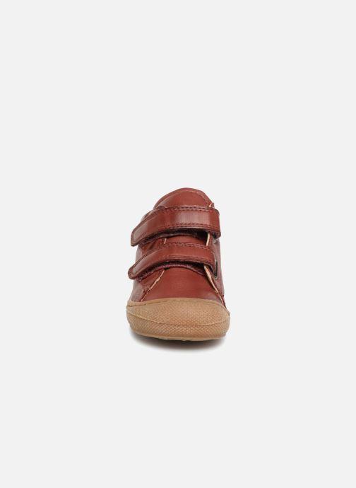 Baskets Naturino Cocoon VL Rouge vue portées chaussures