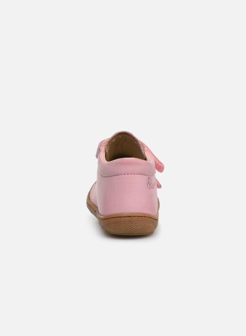 Sneaker Naturino Cocoon VL rosa ansicht von rechts