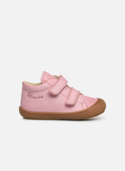 Trainers Naturino Cocoon VL Pink back view