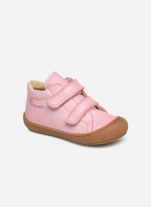 Sneaker Naturino Cocoon VL rosa detaillierte ansicht/modell