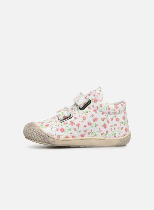 Sneakers Naturino Cocoon VL Hvid se forfra