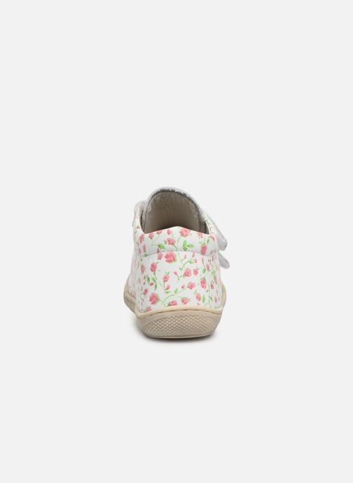 Trainers Naturino Cocoon VL White view from the right