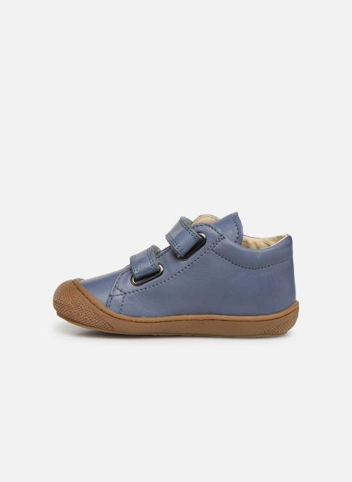 Sneaker Naturino Cocoon VL blau ansicht von vorne