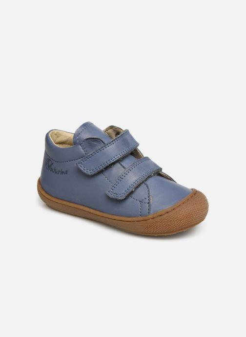 Sneaker Naturino Cocoon VL blau detaillierte ansicht/modell
