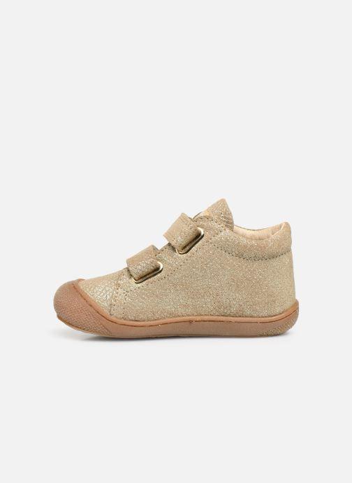 Sneakers Naturino Cocoon VL Goud en brons voorkant
