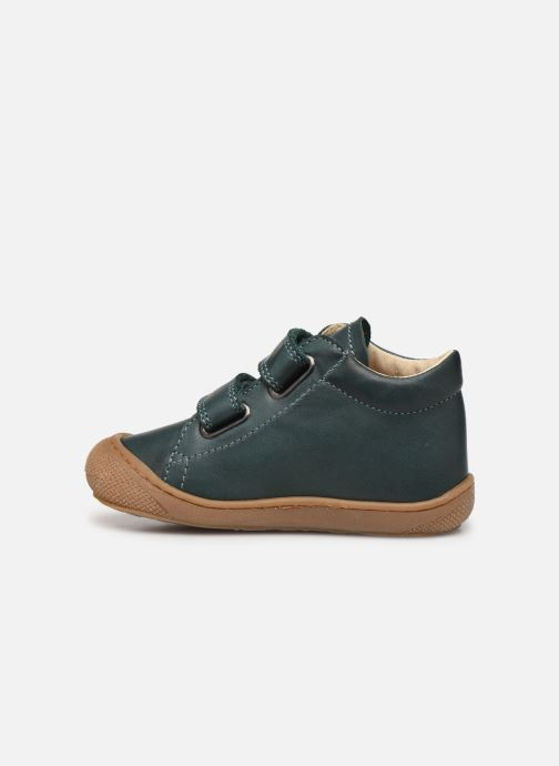 Sneakers Naturino Cocoon VL Verde immagine frontale