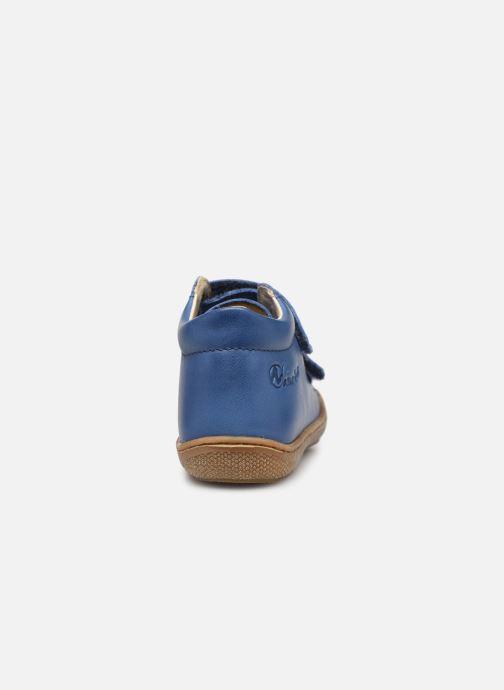 Baskets Naturino Cocoon VL Bleu vue droite