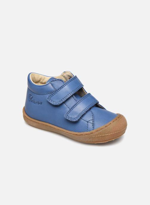 Baskets Naturino Cocoon VL Bleu vue détail/paire