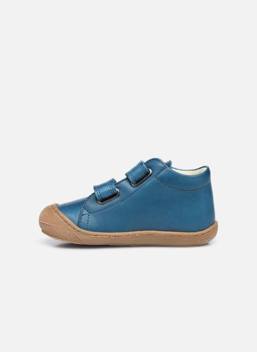 Sneakers Naturino Cocoon VL Azzurro immagine frontale