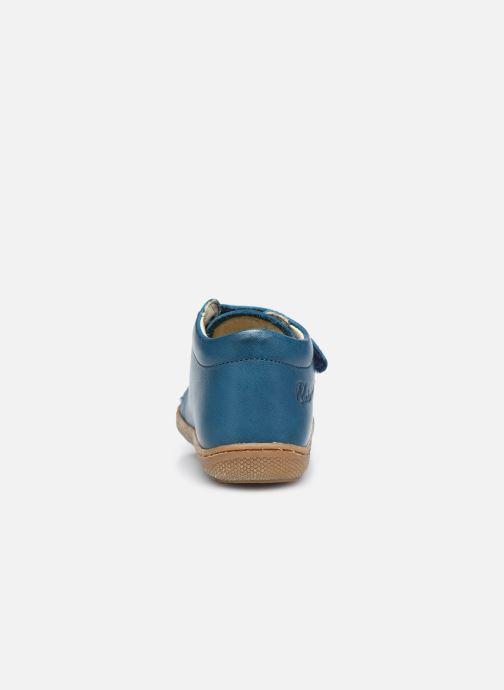 Sneakers Naturino Cocoon VL Azzurro immagine destra