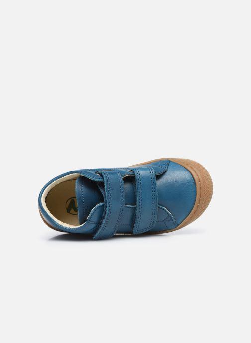 Sneakers Naturino Cocoon VL Azzurro immagine sinistra
