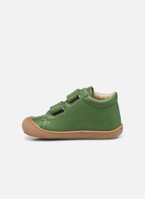 Sneakers Naturino Cocoon VL Verde immagine frontale