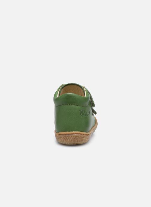 Sneakers Naturino Cocoon VL Verde immagine destra