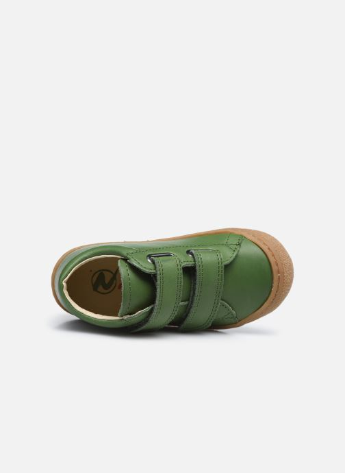 Sneakers Naturino Cocoon VL Verde immagine sinistra