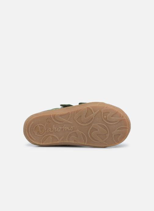 Sneakers Naturino Cocoon VL Verde immagine dall'alto