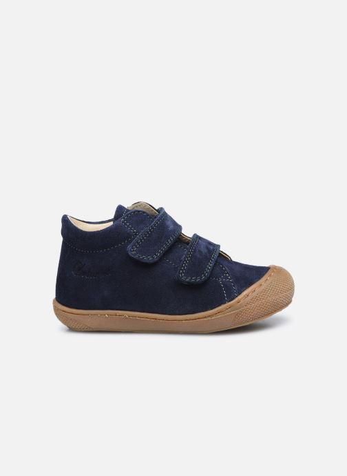 Sneakers Naturino Cocoon VL Azzurro immagine posteriore