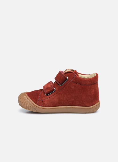 Sneakers Naturino Cocoon VL Rood voorkant