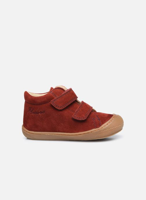 Sneakers Naturino Cocoon VL Rood achterkant
