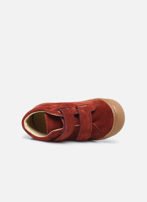 Sneakers Naturino Cocoon VL Rood links