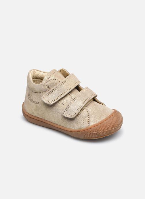 Sneaker Naturino Cocoon VL gold/bronze detaillierte ansicht/modell