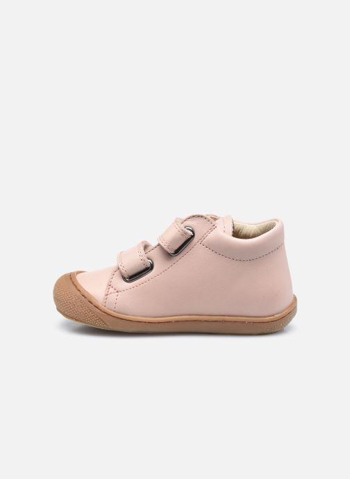 Sneakers Naturino Cocoon VL Roze voorkant