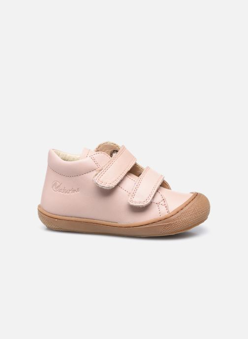 Sneakers Naturino Cocoon VL Roze achterkant