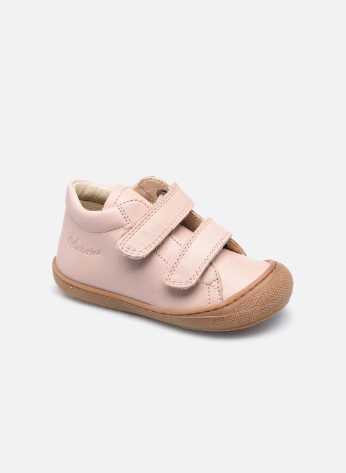 Sneakers Naturino Cocoon VL Roze detail