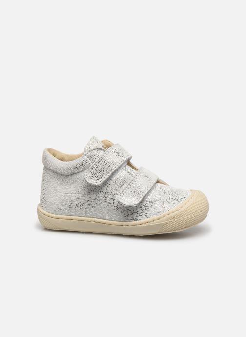 Sneakers Naturino Cocoon VL Zilver achterkant