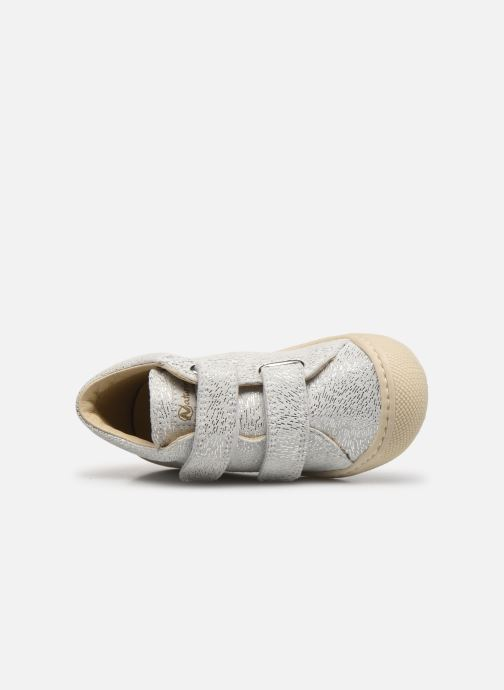 Sneakers Naturino Cocoon VL Zilver links