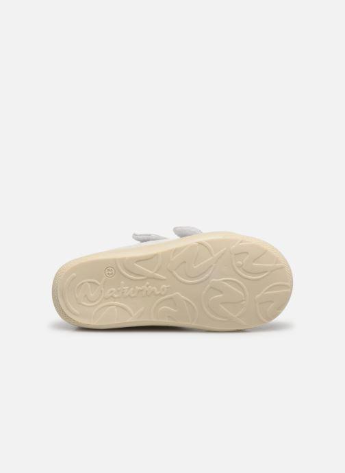 Sneakers Naturino Cocoon VL Zilver boven