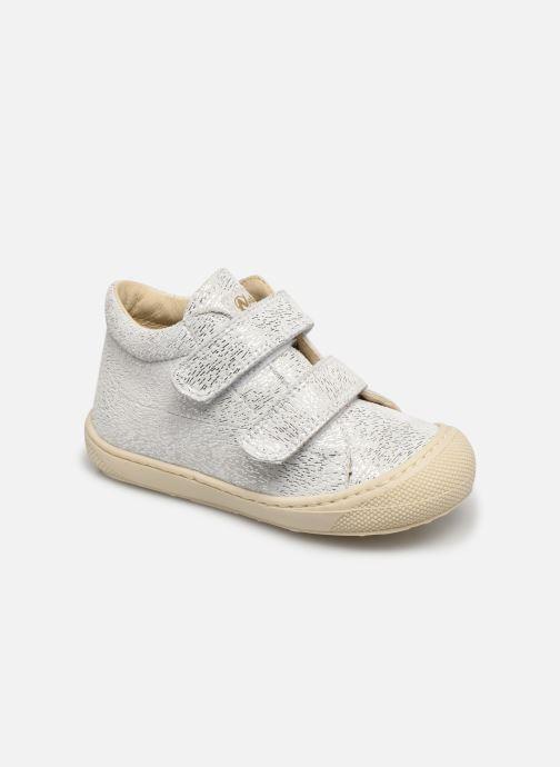 Sneakers Naturino Cocoon VL Zilver detail