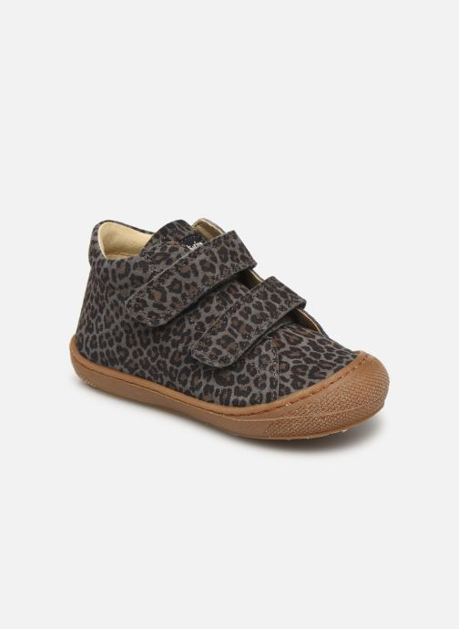 Sneakers Naturino Cocoon VL Grijs detail