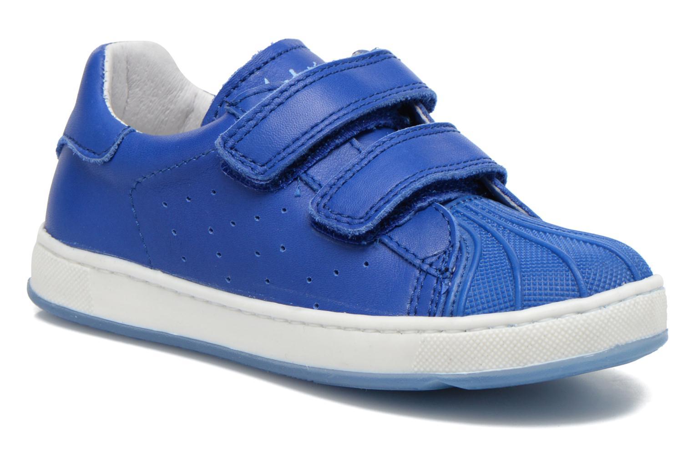 Baskets Naturino Diamante 4064 VL Bleu vue détail/paire