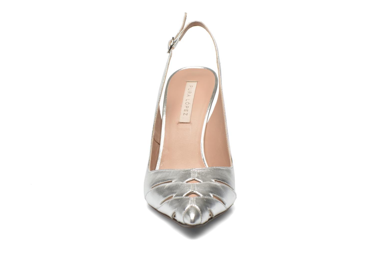 Pumps Pura Lopez Carmen Silver bild av skorna på