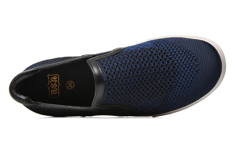 Sneakers Ash Jeday Blauw links