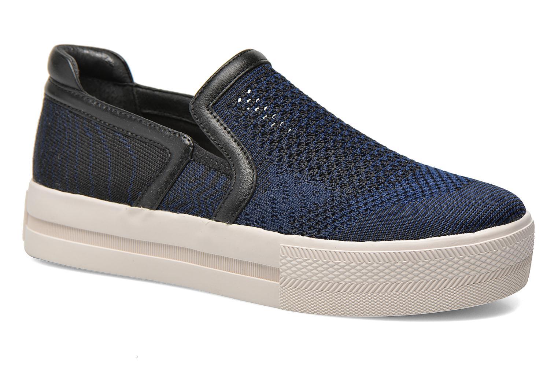 Sneakers Ash Jeday Blauw detail