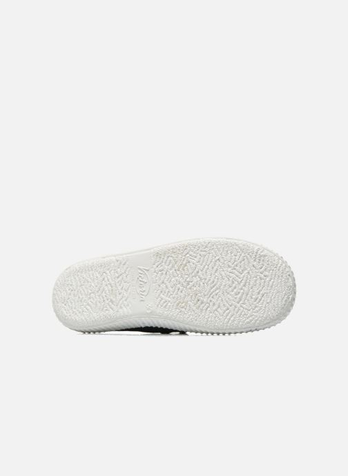 Sneakers Victoria Sandalia Lona Tintada Velcr Blauw boven