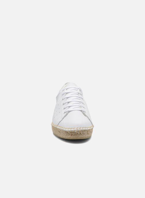 Sneaker La maison de l'espadrille Baskets 1035 weiß schuhe getragen