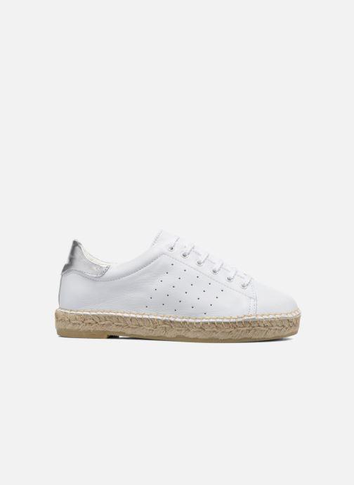 Sneaker La maison de l'espadrille Baskets 1035 weiß ansicht von hinten