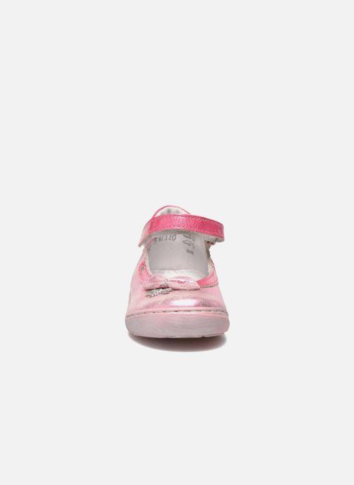Ballet pumps Little Mary Vanda Pink model view