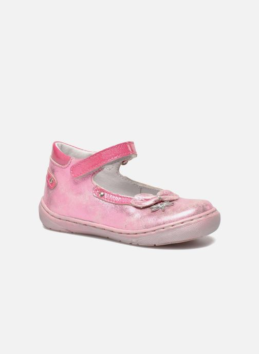 Ballet pumps Little Mary Vanda Pink detailed view/ Pair view