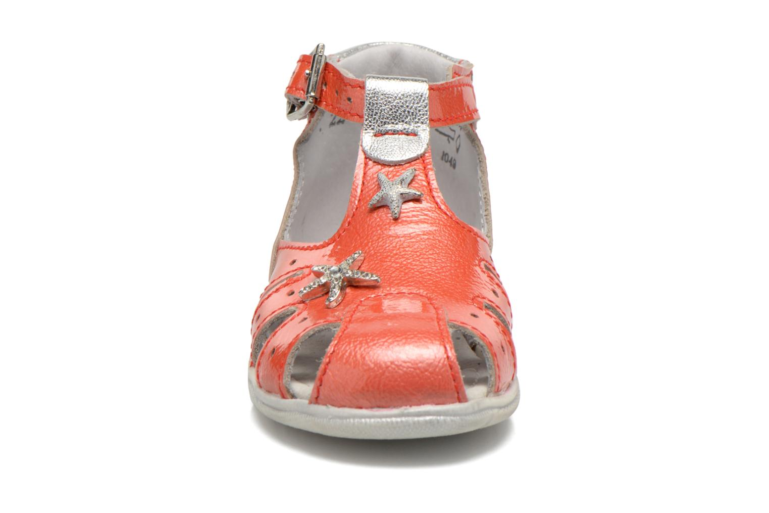 Sandals Little Mary Vienne Pink model view