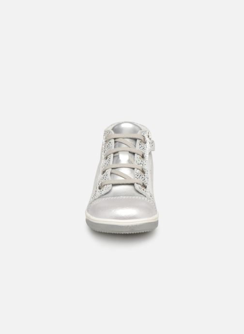 Ankle boots Little Mary Vitamine Silver model view