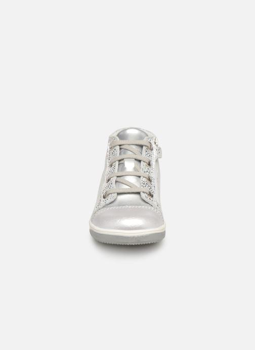 Bottines et boots Little Mary Vitamine Argent vue portées chaussures