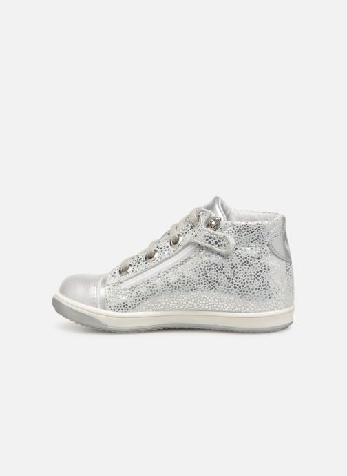 Ankle boots Little Mary Vitamine Silver front view
