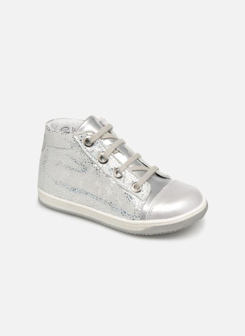 Ankle boots Little Mary Vitamine Silver detailed view/ Pair view